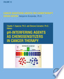 pH Interfering Agents as Chemosensitizers in Cancer Therapy