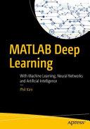 MATLAB Deep Learning Book