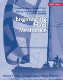 Cover of Engineering Fluid Mechanics, Student Solutions Manual