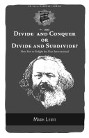 Divide and Conquer or Divide and Subdivide? Pdf