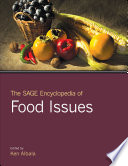 The SAGE Encyclopedia of Food Issues  , Band 1