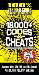 Codes & Cheats Spring 2008 Edition