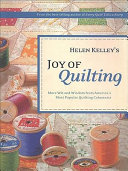 Helen Kelley's Joy of Quilting [Pdf/ePub] eBook