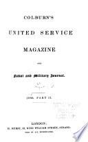 The United Service Magazine Book PDF