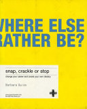 Snap, Crackle Or Stop
