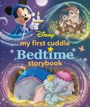 My First Disney Cuddle Bedtime Storybook