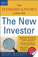 The Standard & Poor's Guide for the New Investor