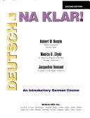 Deutsch, Na Klar!