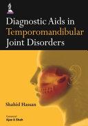 Diagnostic Aids in Temporomandibular Joint Disorders Book