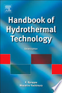 Handbook Of Hydrothermal Technology Book PDF