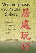 Metamorphosis of the Private Sphere