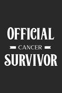 Official Cancer Survivor