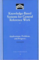 Knowledge Based Systems For General Reference Work