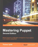 Mastering Puppet   Second Edition