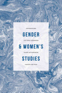 Cover of Introducing Gender and Women's Studies