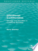 Intentional Communities (Routledge Revivals)