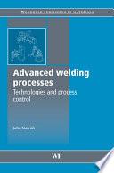 Advanced Welding Processes Book