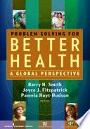 Problem Solving For Better Health