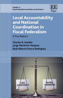 Local Accountability and National Coordination in Fiscal Federalism Pdf/ePub eBook