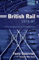 British Rail 1974 1997