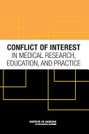 Conflict of Interest in Medical Research, Education, and Practice Pdf/ePub eBook