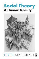 Social Theory and Human Reality Pdf/ePub eBook