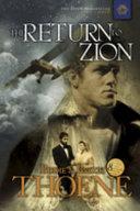 Pdf The Return to Zion