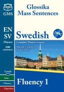 Swedish Fluency 1 (Ebook+mp3)