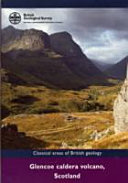 Glencoe Caldera Volcano  Scotland Book