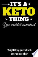 It's a Keto Thing You Wouldn't Understand