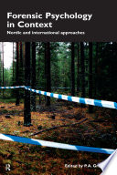 Forensic Psychology in Context