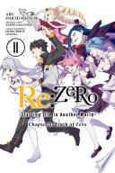 Re ZERO  Starting Life in Another World   Chapter 3  Truth of Zero  Vol  11  manga