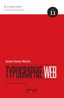 Typographie Web Pdf/ePub eBook
