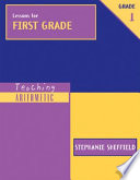 Lessons for First Grade