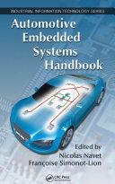 Automotive Embedded Systems Handbook