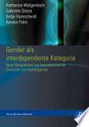 Gender als interdependente Kategorie