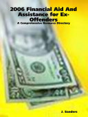 Financial Aid and Assistance for Ex-Offenders