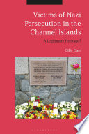 Victims of Nazi Persecution in the Channel Islands