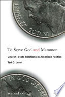 To Serve God and Mammon