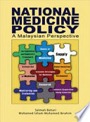 National Medicines Policy  A Malaysian Perspective  Penerbit USM