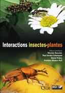 Interactions insectes-plantes Pdf/ePub eBook