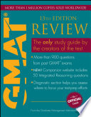 """The Official Guide for GMAT Review"" by GMAC (Graduate Management Admission Council)"