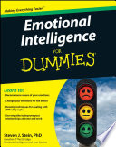 Emotional Intelligence For Dummies Book PDF