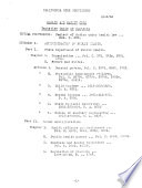 Proposed Health and Safety Code: Health and safety code, [working draft ]