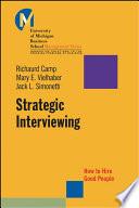 Strategic Interviewing