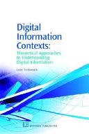 Digital Information Contexts