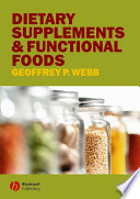 Dietary Supplements And Functional Foods Book PDF