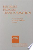 Business Process Transformation Book PDF