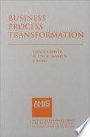 Business Process Transformation Book