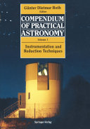 Compendium of Practical Astronomy Pdf/ePub eBook